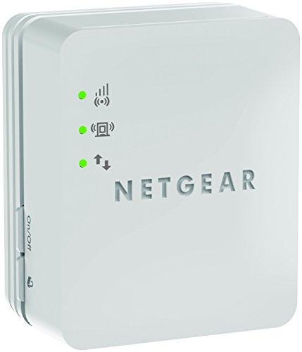 NETGEAR WN1000RP-100UKS Universal Wi-Fi Range Extender (Wi-Fi Booster) – White