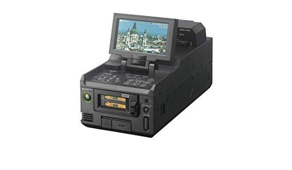 Sony pmw-rx50 SXS portátil Tarjeta de Memoria Grabador/Reproductor ...