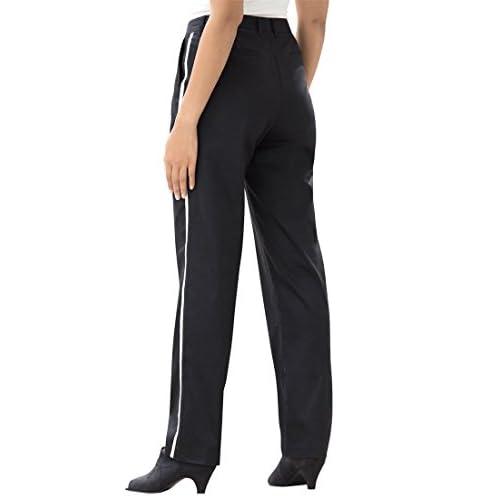 812b428e5d Jessica London Women s Plus Size Tuxedo Pants durable modeling ...