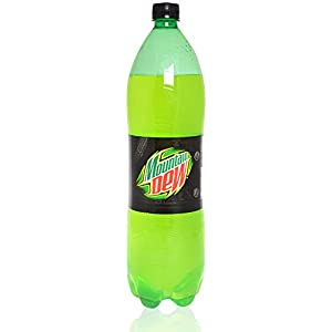 Pepsi Mountain Dew Soft Drink, 1.5 Liter Bottle