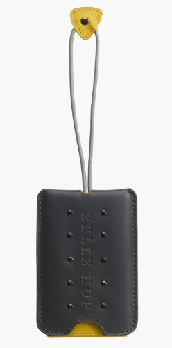 belle-hop-studded-luggage-tag-charcoal-one-size