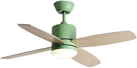 Ventiladores de techo con lámpara Fan Chandelier Salón Comedor ...