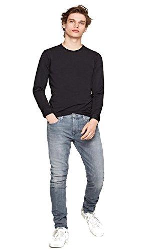 Jeans Finsbury Color Denim Talla W32L34 Vaquero Pepe 000 Hombre AEqnvAdw
