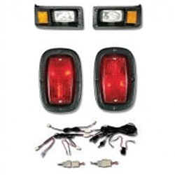 yamaha premium light kit for g2/g9 model golf carts, golf cart accessories  - amazon canada