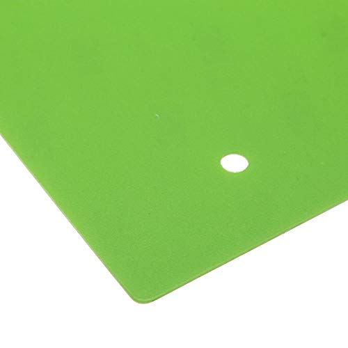 Heated Printer Color Pc 5pcs 370 For 310mm Sticker Green Film Tevo 3d Bed OqFWnawW