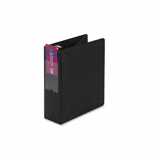 Ez Turn Ring (Avery : Durable EZ-Turn Ring Reference Binder, 8-1/2 x 5-1/2, 2in Cap, Black -:- Sold as 2 Packs of - 1 - / - Total of 2 Each)