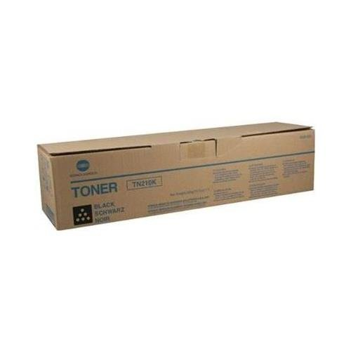 Konica Minolta 8938-505 OEM Toner - bizhub C250C252 Black Toner (20000 Yield)