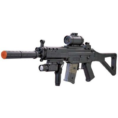 Double Eagle M82 Fully Automatic AEG Airsoft Gun