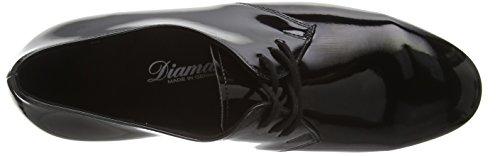 Diamant Hombres Model 095 - 3/4 (2 Cm) Zapato Estándar Para Tango / Salsa, 8,5 M Ee. Uu. (8 Uk)
