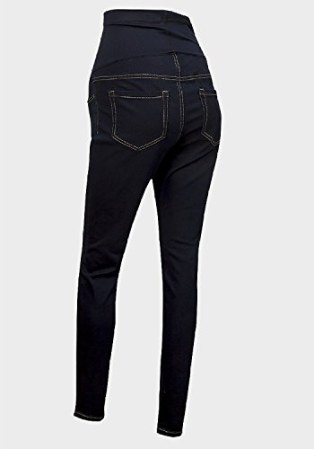 Liz Lange Damen Jeanshose blau Dark Denim Blue 38