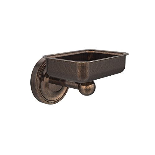 Allied Brass R-WG2-VB Regal Collection Wall Mounted Soap Dish, Venetian Bronze