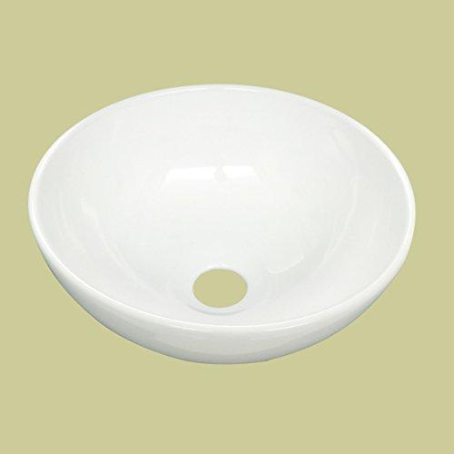 Mini Vessel Bathroom Sinks.Small Mini Above Counter Round Bathroom White Vessel Sink 11 25