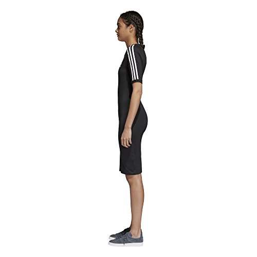 Standard Stripes Women's Originals Dress Womens Black adidas 3 vwHEUXnxq