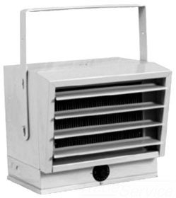 Berko Industrial Space Heaters With Single-Pole Thermostat - 208/240V