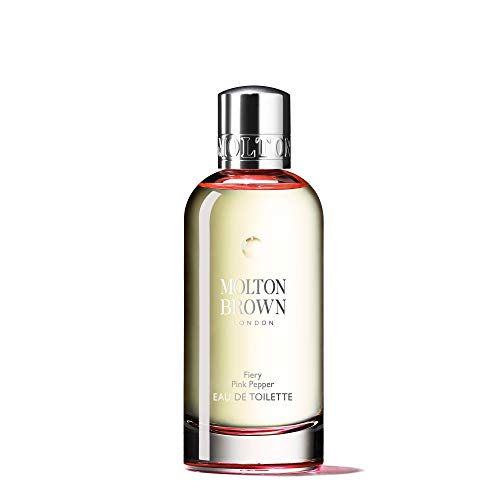 - Molton Brown Eau de Toilette Spray, Fiery Pink Pepper, 3.3 fl. oz.