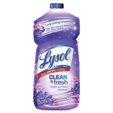 All-Purpose Cleaner, Disinfectant, 40 oz., Lavender Breeze, Sold as 1 Each by Reckitt Benckiser ()