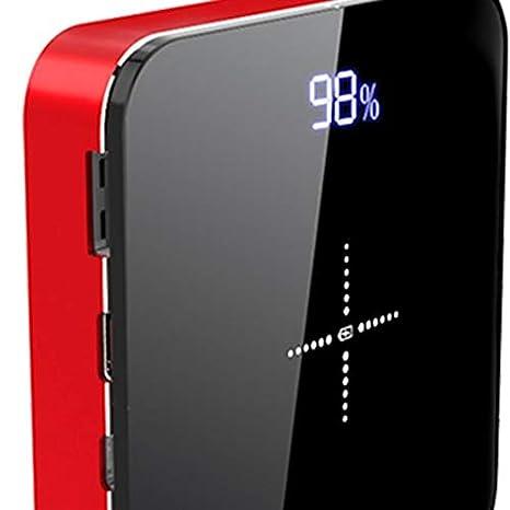 FinukGo 16000mAh Cargador portátil China Red Power Bank Mini ...