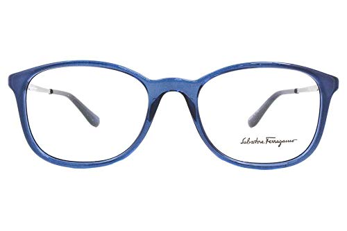 Óculos De Grau Salvatore Ferragamo Sf2662 414/50 Azul