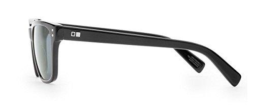 OTIS Eyewear Test Of Time : Black/Grey Polarized Mens Sunglasses by Otis (Image #2)