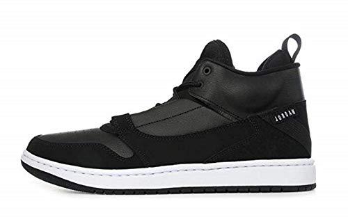 Jordan Fadeaway AO1329 011 Black/White Size 12