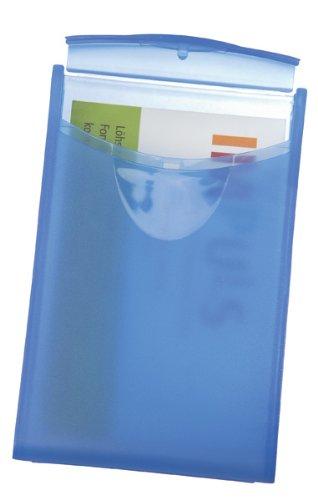 Han 2002-64 - Tarjetero de bolsillo, azul product image