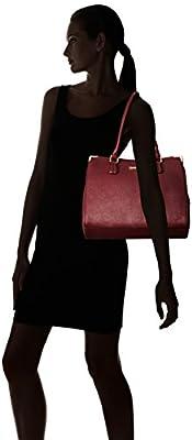 Calvin Klein Calvin Klein Saffiano Colorblock Tote Bag