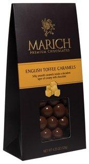 Marich English Toffee Caramels, ()