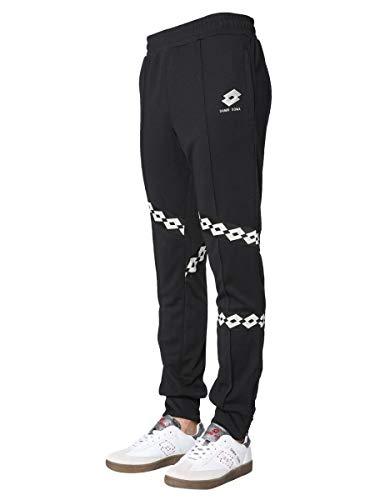 Doma X Damir Cf1m0118j180199 Polyester Lotto Pantalon Noir Homme qR5154d
