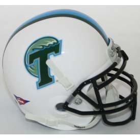 NCAA Tulane Green Wave Collectible Mini Helmet