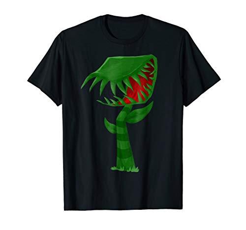 Venus Flytrap Fly Trap Costume T-Shirt Adult Kids -