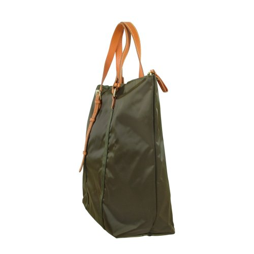 Bric's Luggage X-Bag Medium Sportina Shopper, Olive, One Size