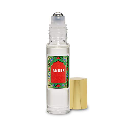 - Amber Perfume Oil - Amber White by Nemat Fragrances (10ml / 0.34fl Oz)