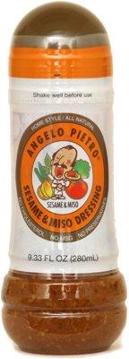 Angelo Pietro Sesame Miso, 9.33 Ounces (Pack of -