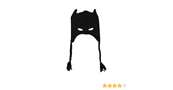 a4db36d0511 Amazon.com  DC Comics Men s Batman Peruvian Cap Mask  Clothing