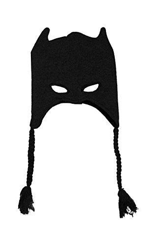 DC Comics Men's Batman Peruvian Cap/Mask]()