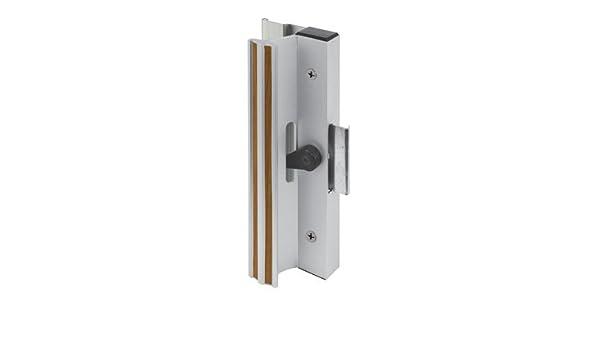 C.R. Laurence De estilo gancho de aluminio de montaje en superficie puertas correderas de cristal manejar 3-7 orificios de los tornillos / 8