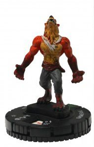 Heroclix Mage Knight: Resurrection Starter Set #103 Growlfang Figure Complete with Card