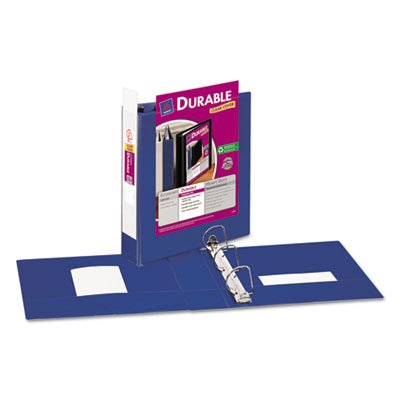 Avery Products - Avery - Durable Vinyl EZ-TURN Ring View Binder, 11 x 8-1/2, 2