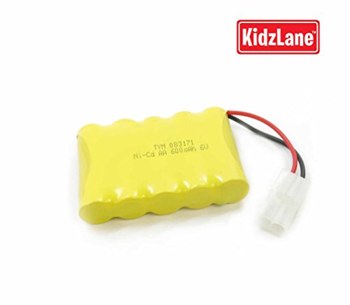 Spare Amp Replacement Rechargeable Battery For Kidzlane Rock