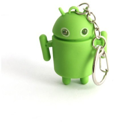 Thumbs Up! Robot Keyring (Robot Keyring compare prices)
