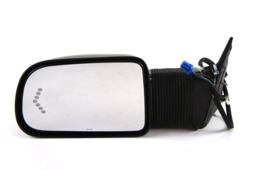 Genuine gm parts 19153377 driver side mirror outside rear for Genuine general motors parts