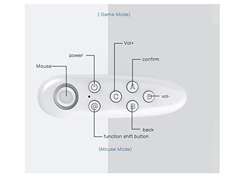 a529e19c1f4f YAHEY® VR BOX 2 Remote Controller Portable Wireless Bluetooth 3.0 Selfie  Shutter Mini Gamepad Compatible 3D VR Glasses Google Cardboard Camera  Shutter Music ...