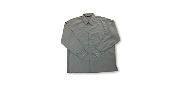 Adolfo Dominguez Basico Shirt in Grey/Green XL: Amazon.es: Ropa y ...