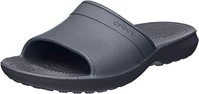 Crocs Unisex Adults Classic Slide, Navy, M7W9