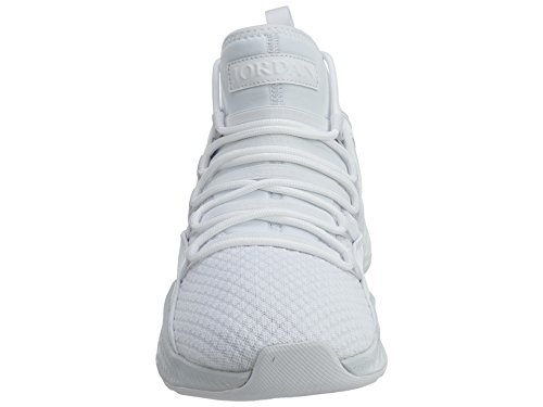 Jordan Nike Mens Formula 23 Scarpe Da Basket Bianche