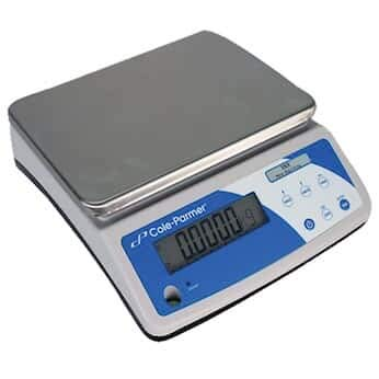 Symmetry PL-LBH-3K is-Series Compact Industrial Bench Scale, 3kg x 0.1g 115V ()