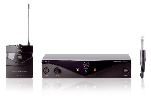- AKG Pro Audio Wireless Microphone System (3250H00010)