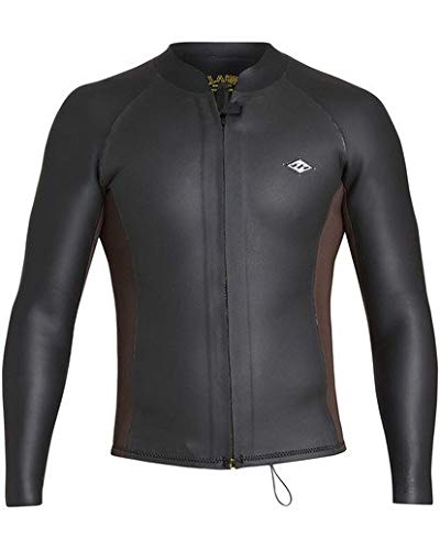 Billabong Men's 2Mm Revolution Glide Jacket Black Medium