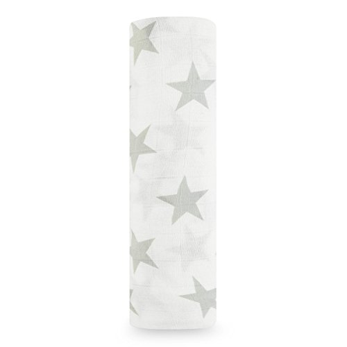 aden + anais Silky Soft Swaddle, Milky Way