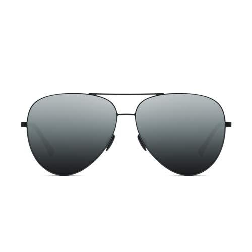 HITSAN INCORPORATION Original Xiaomi TS 304H Stainless Steel Gravity Rear Frame Nylon Polarized Lens UV400 Sunglasses (Grey) ()